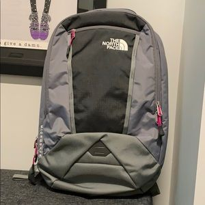 North face lap top backpack